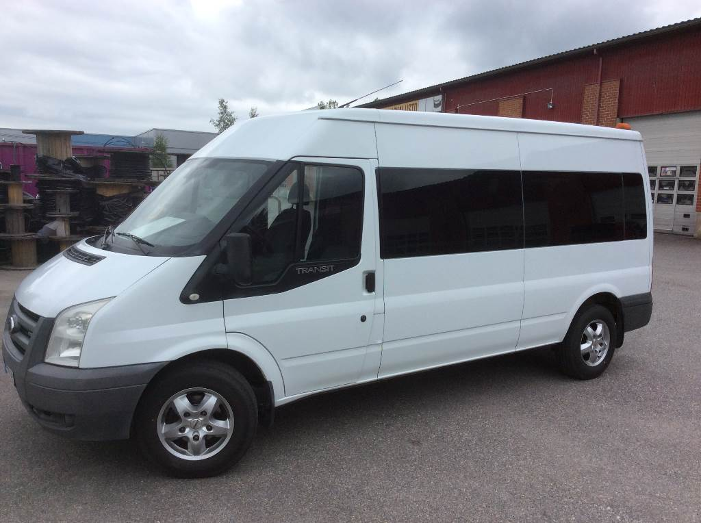 used ford transit mini bus year 2006 price 13 266 for sale mascus usa. Black Bedroom Furniture Sets. Home Design Ideas