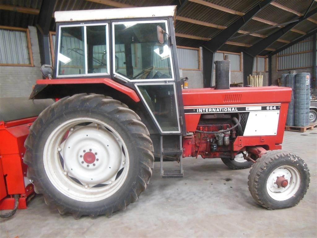 International 684 - Tractors, Price: £4,211, - Mascus UK