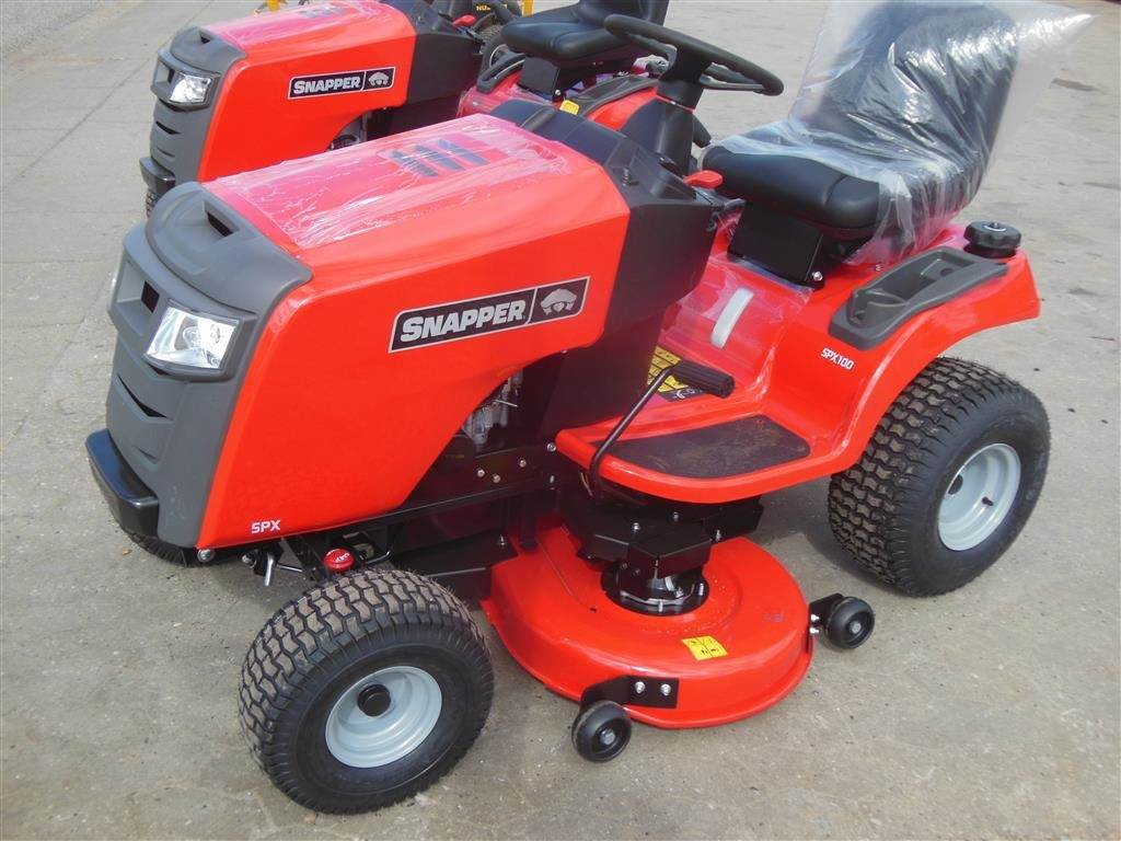 Used Snapper SPX 100 107cm Byt-Nyt compact tractors Year: 2018 Price: $2,530 for sale - Mascus USA