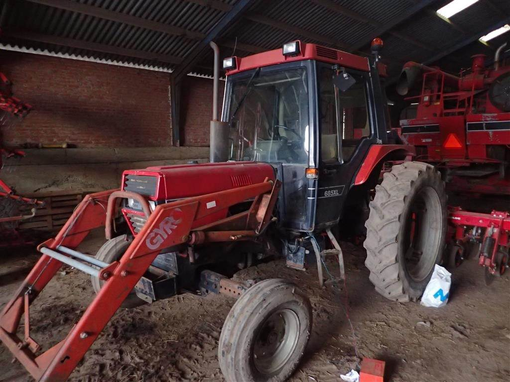 Used case ih 685 xl med gyro l sser tractors price 7 637 - Western mass craigslist farm and garden ...
