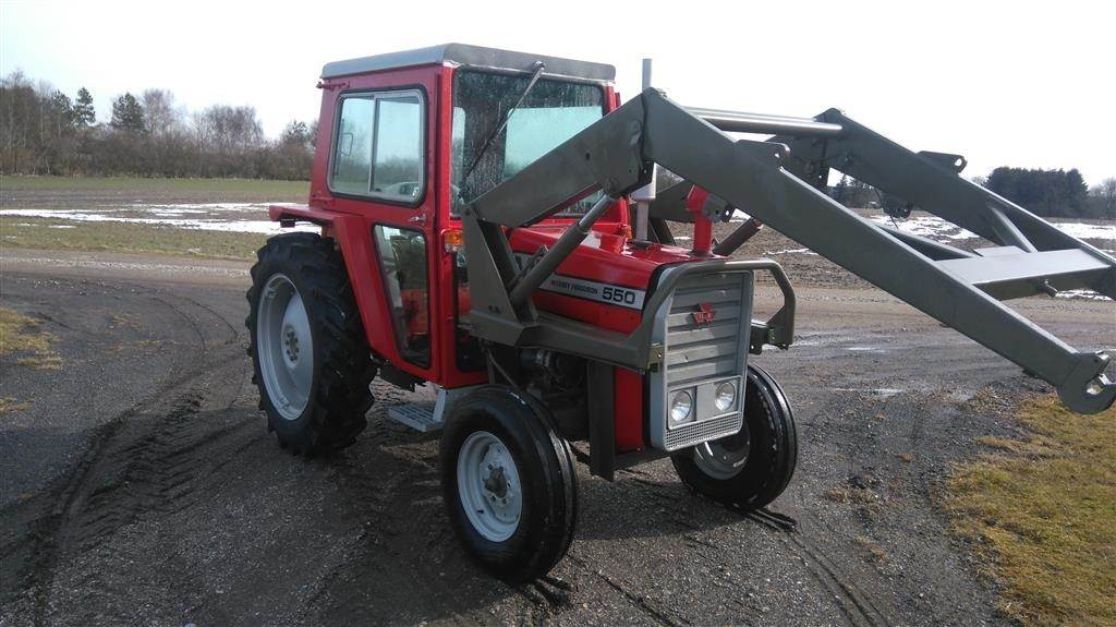 Used Massey Ferguson 550 tractors Year: 1980 Price: $9,650 for sale - Mascus USA