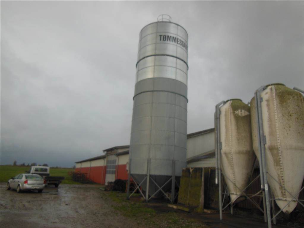 Used Assentoft 1500 tdr pa ben silo unloading equipment Price $2,374 for sale Mascus USA