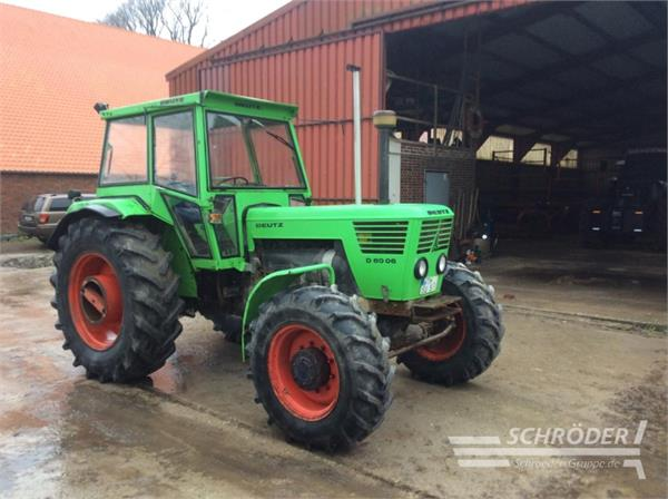 Used Deutz-fahr 8006 tractors Year: 1977 for sale - Mascus USA