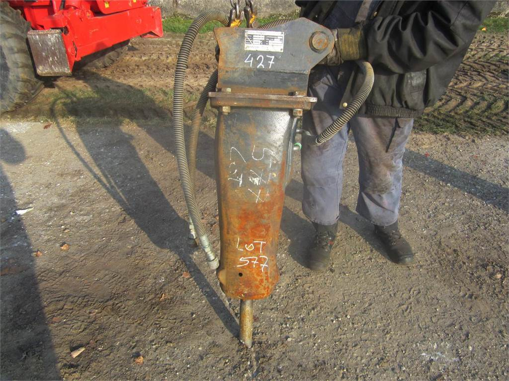 [Other] Hydraulic hammer Used