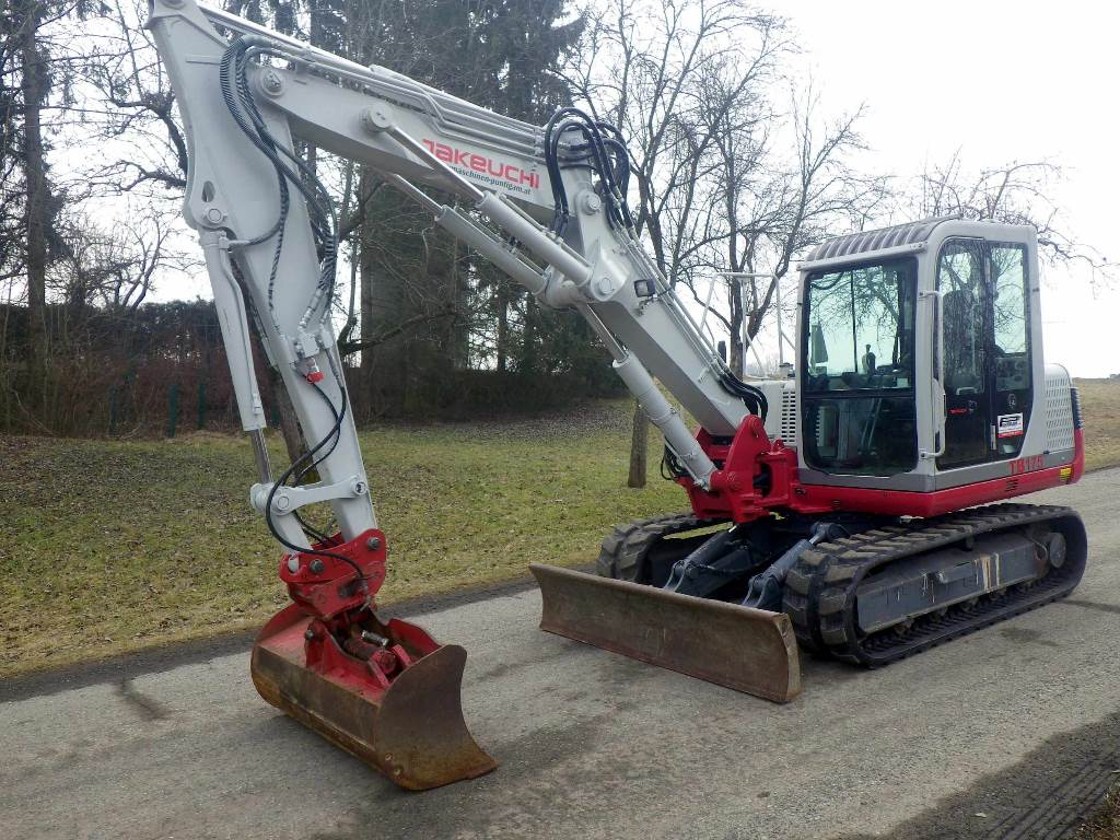 Takeuchi tb175 occasion prix 39 000 ann e d - Prix location mini pelle ...