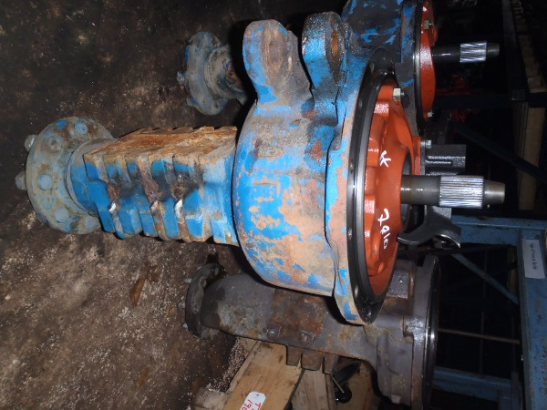 Ford Tractor Rear End : Used rear axle r ford other tractor accessories for