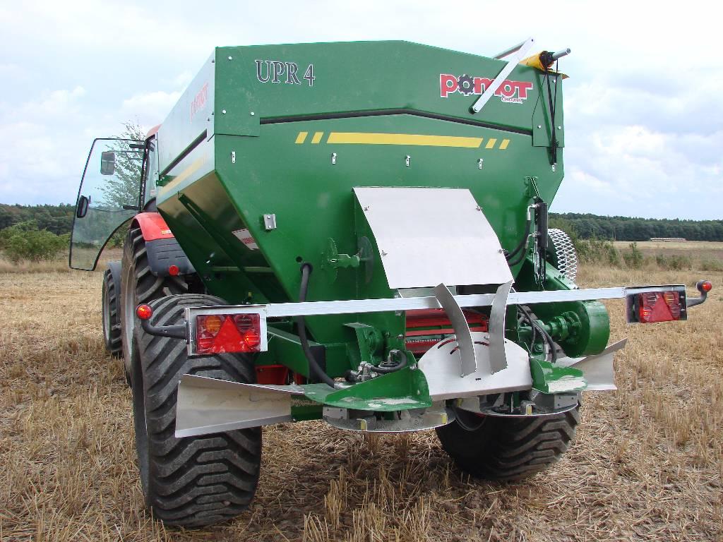 Pomot Upr 4 Fertilizer And Lime Spreader Universal