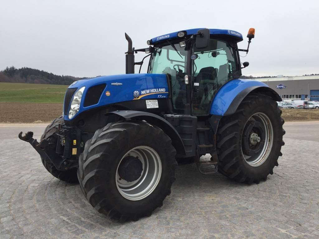 new holland t7070 gebrauchte traktoren gebraucht kaufen und verkaufen bei f3abb7dc. Black Bedroom Furniture Sets. Home Design Ideas