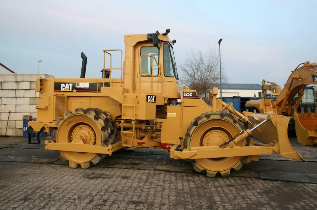 Caterpillar 825 C 6600 HOURS!!