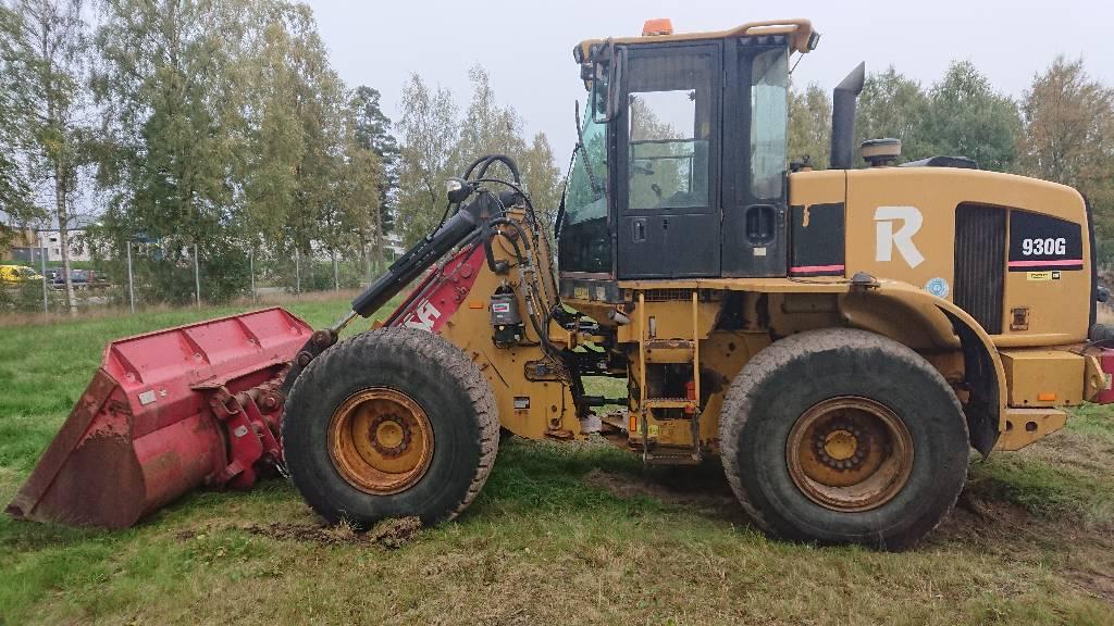 Caterpillar 930g, Hinta: 21 876 €, Vuosimalli: 2007 - Pyöräkuormaajat - Mascus Suomi