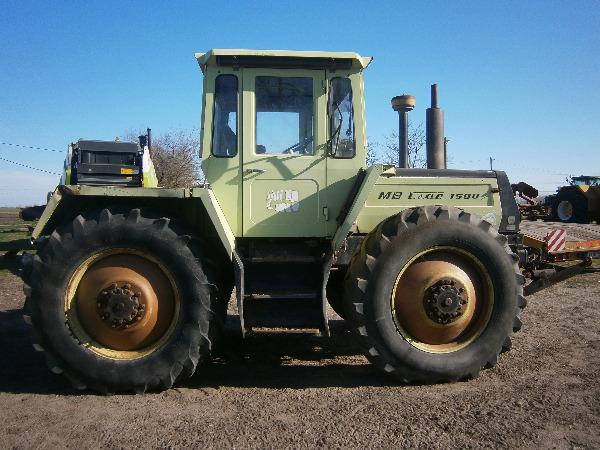 mb trac 1500 gebrauchte traktoren gebraucht kaufen und. Black Bedroom Furniture Sets. Home Design Ideas