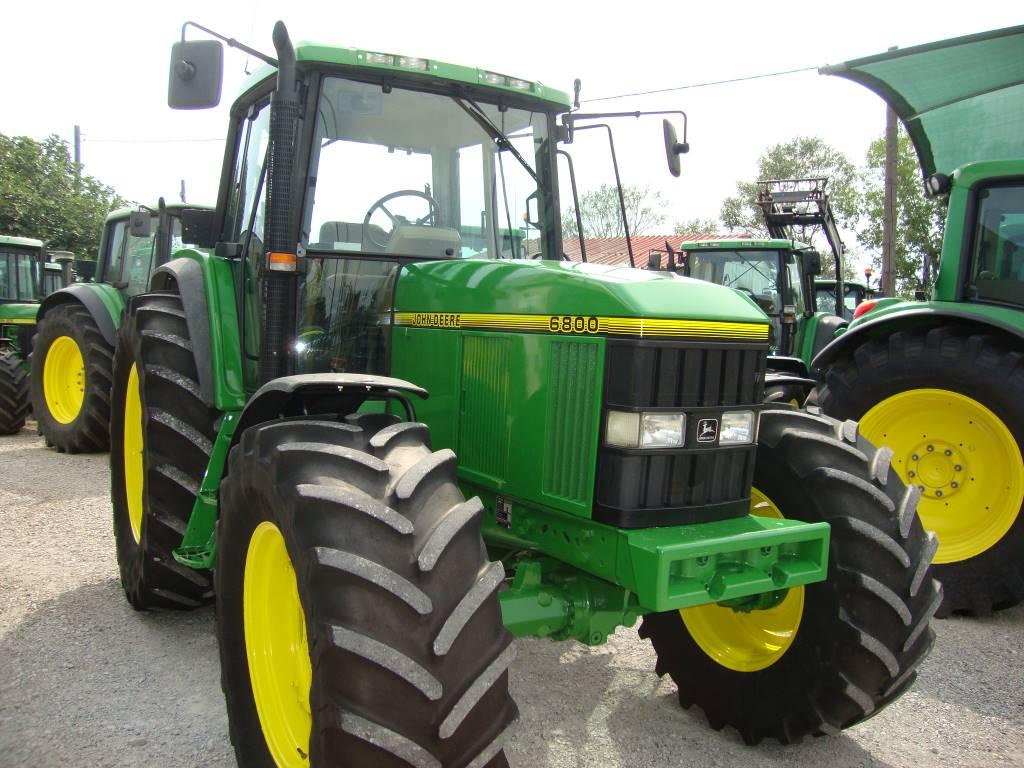 john deere 6800 gebrauchte traktoren gebraucht kaufen und verkaufen bei f5a44baf. Black Bedroom Furniture Sets. Home Design Ideas