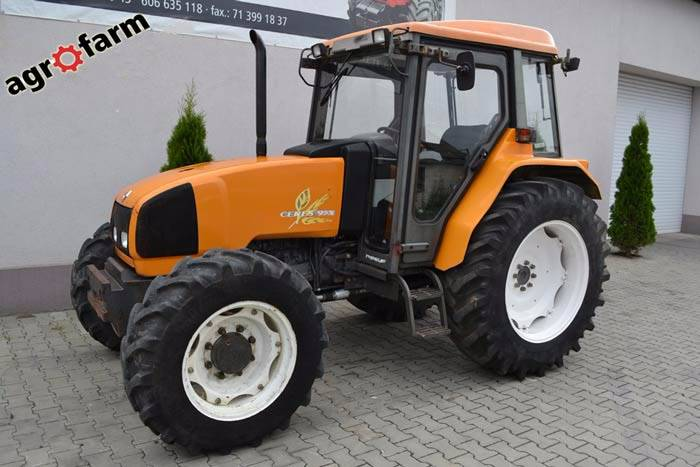 used renault ceres 95x tractors year  1996 price  us