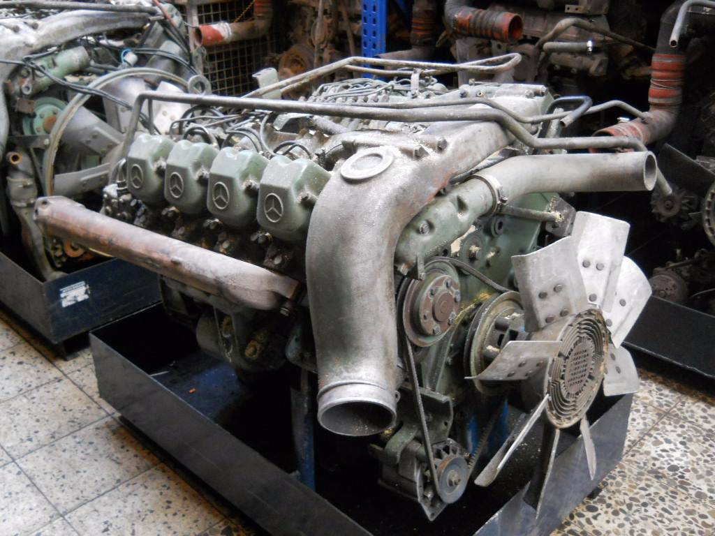 Mercedes benz om442 om 442 engines pre owned engines for Mercedes benz rebuilt engines