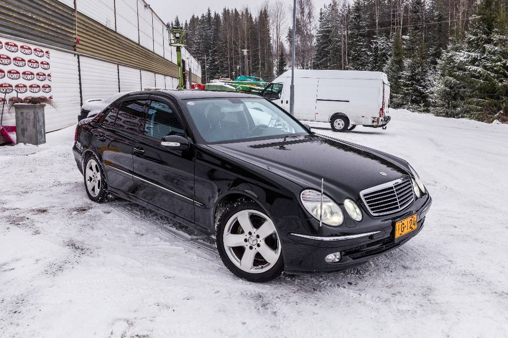 mercedes benz e500 q03 bouwjaar 2002 auto 39 s id f70e12de mascus nederland. Black Bedroom Furniture Sets. Home Design Ideas