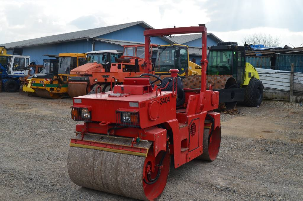Hamm dv h soil compactors price 5 996 year of for 98 soil compaction