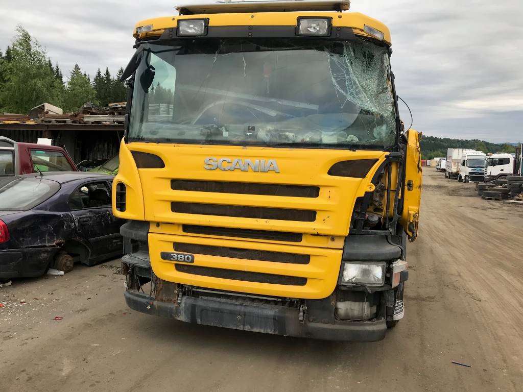 scania p380 for parts occasion  ann u00e9e d u0026 39 immatriculation