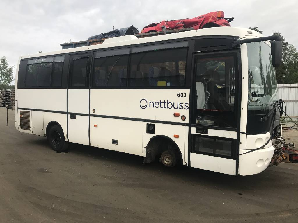 Used ikarus e 13 for parts other year 2007 for sale Ikarus