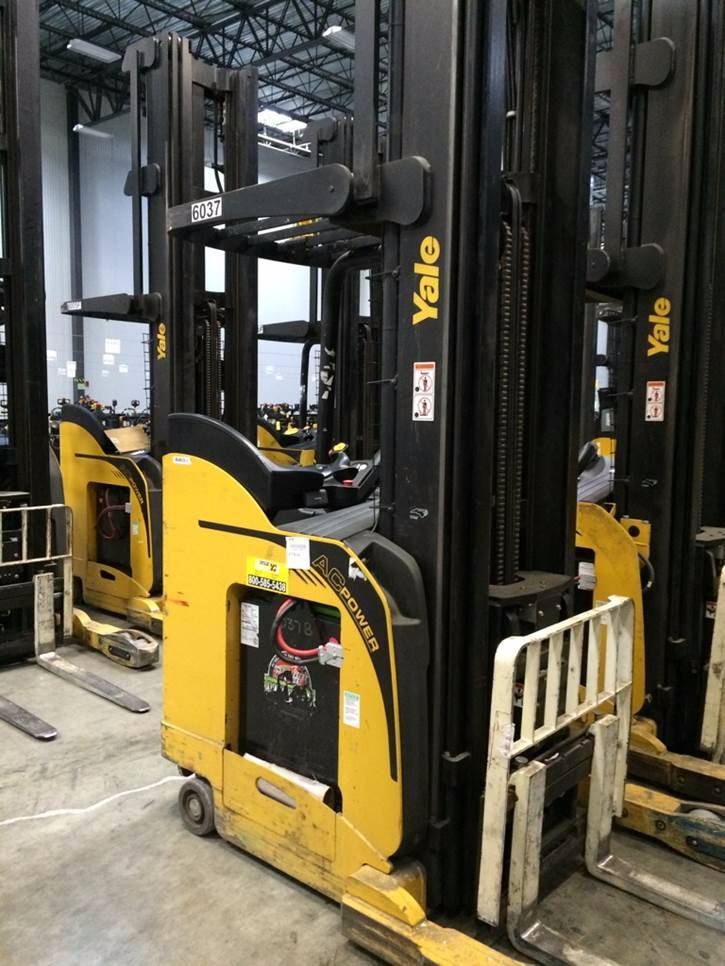 Yale nr045eanl36te157 for sale price 12 500 year 2007 for Electric forklift motor for sale