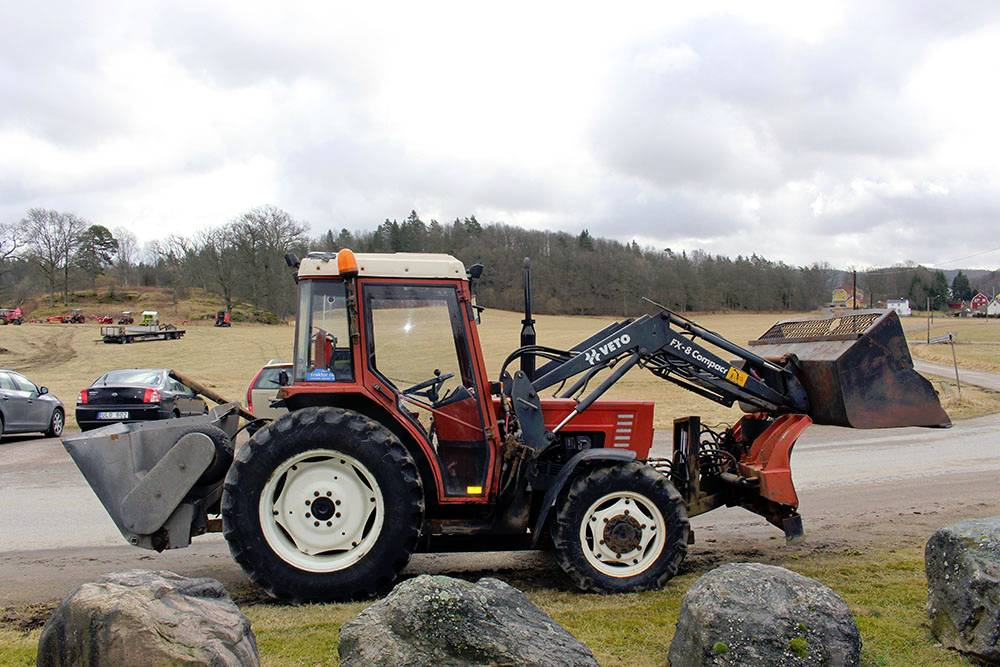 Fiat 45-66 DT MED LASTARE - Year: 1992 - Tractors - ID ...