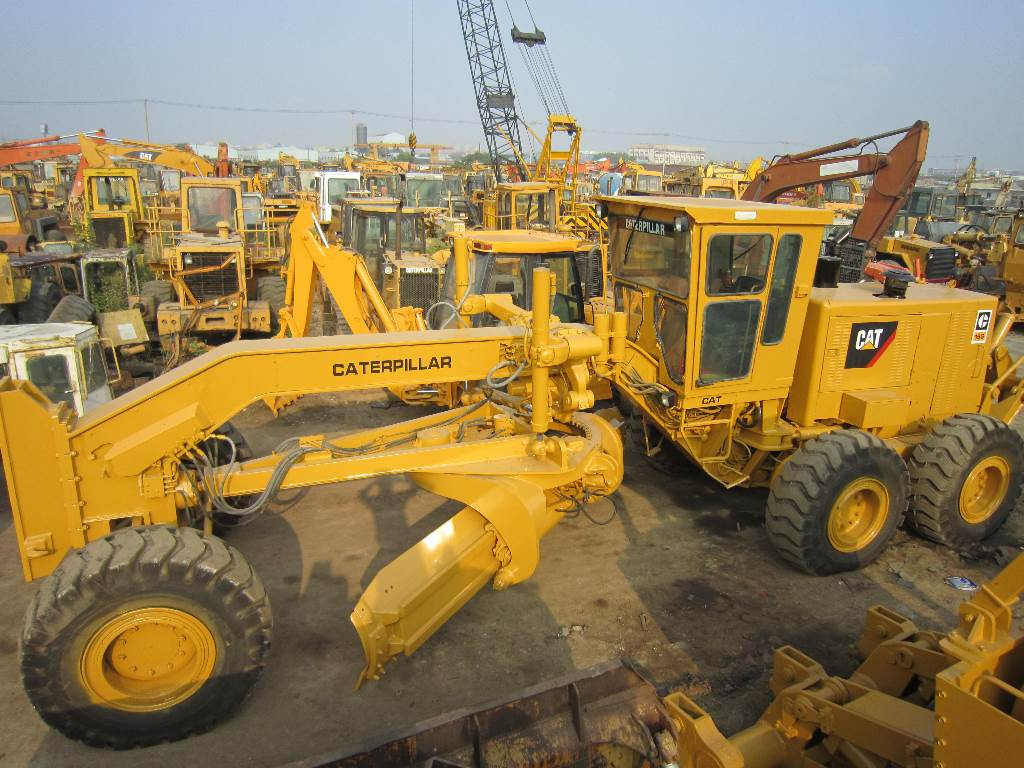 Cat E Motor Grader For Sale