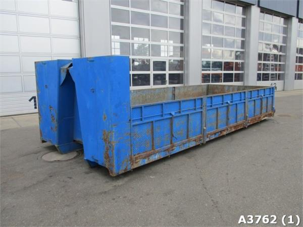 Container 12m3 occasion prix 2 850 ann e d for Prix container occasion