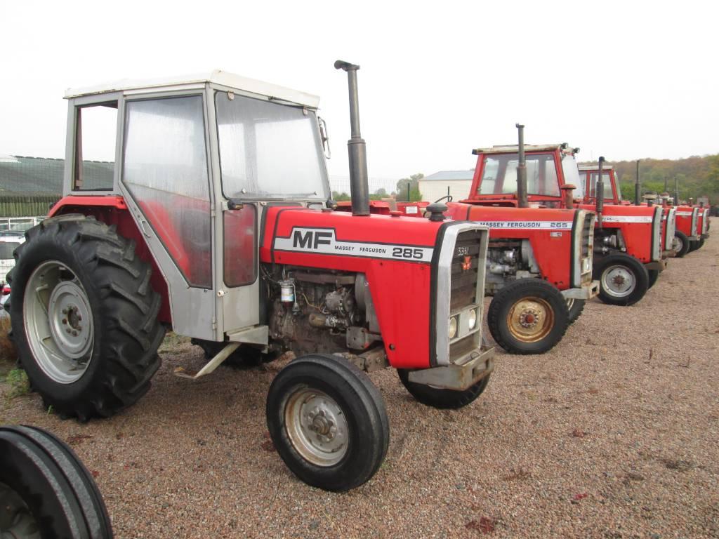 Massey Ferguson 285 Tractor Information : Massey ferguson year of mnftr tractors id
