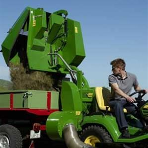 Used John Deere 580h Mcs Other Groundcare Machines For