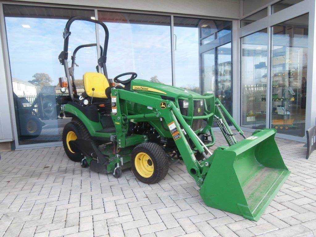 John Deere 1026r Attachments : John deere r compact tractors mascus uk