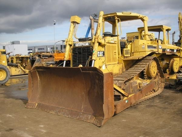 Caterpillar D6H SERIES 2