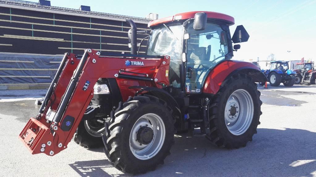 Case 50 Tractor : Used case ih maxxum mce km tractors year