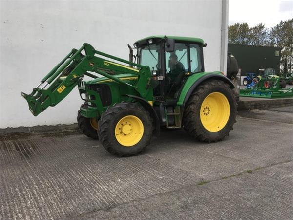 john deere 6220 preis baujahr 2007 gebrauchte traktoren gebraucht kaufen und. Black Bedroom Furniture Sets. Home Design Ideas