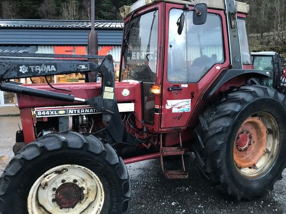 1982 Case Tractors : Used case ih xl tractors year price for