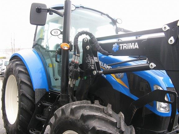 New holland t5 95 year 2013 tractors id fc2bf3e6 mascus usa
