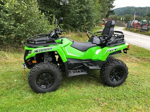 used arctic cat alterra 700 trv xt tag atvs year 2017. Black Bedroom Furniture Sets. Home Design Ideas