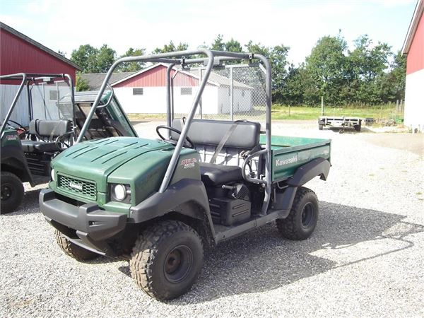 used kawasaki mule 4010 atvs year 2012 price 7 521 for sale mascus usa. Black Bedroom Furniture Sets. Home Design Ideas