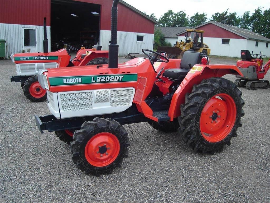 Used Kubota Tractors For Sale >> Used Kubota 2202 compact tractors Price: $5,750 for sale - Mascus USA