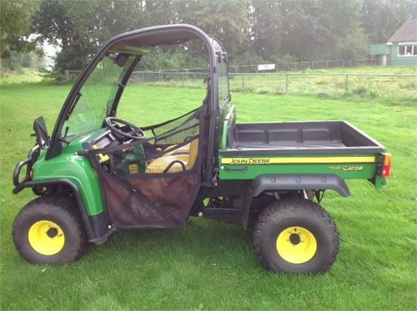 used john deere gator hpx demo atvs year 2017 price. Black Bedroom Furniture Sets. Home Design Ideas