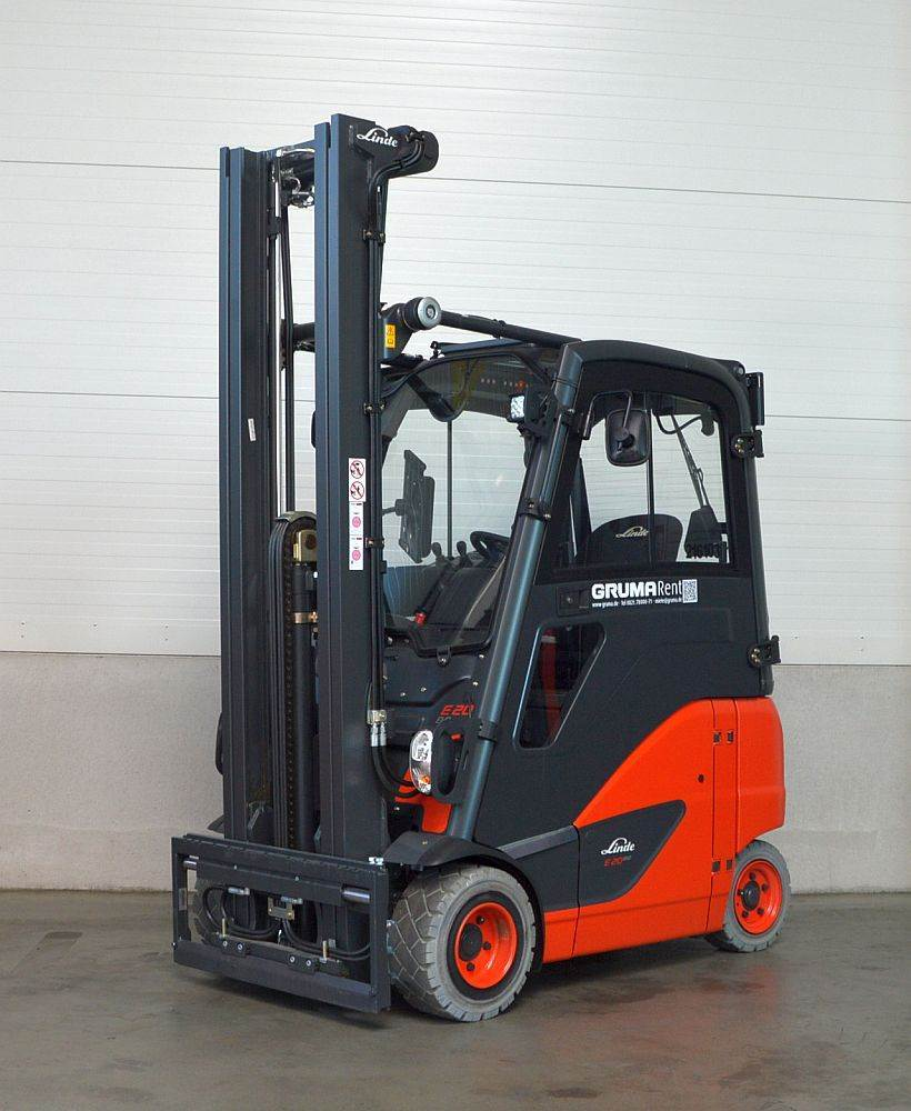 used linde e 20 ph 386 02 evo electric forklift trucks year 2016 price 44 786 for sale. Black Bedroom Furniture Sets. Home Design Ideas