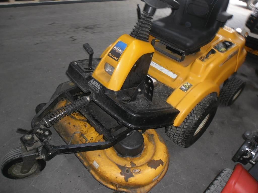 Cub Cadet Tractor Values : Cub cadet fmz compact tractors price £ year