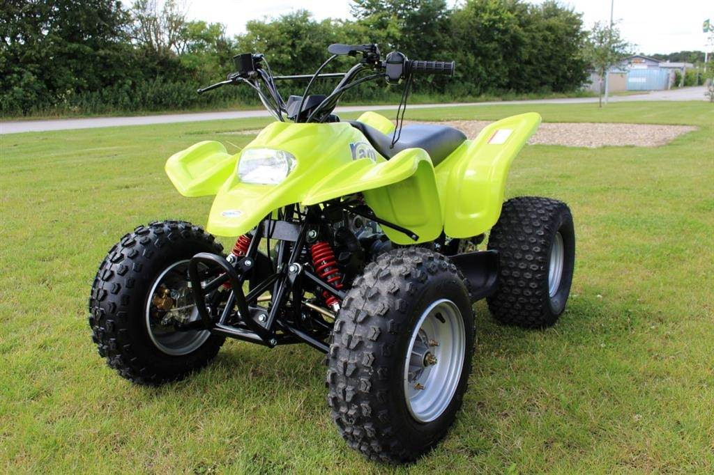 Used SMC 100 Racing Edition ATVs Year: 2018 Price: US$ 2,237 for sale - Mascus USA