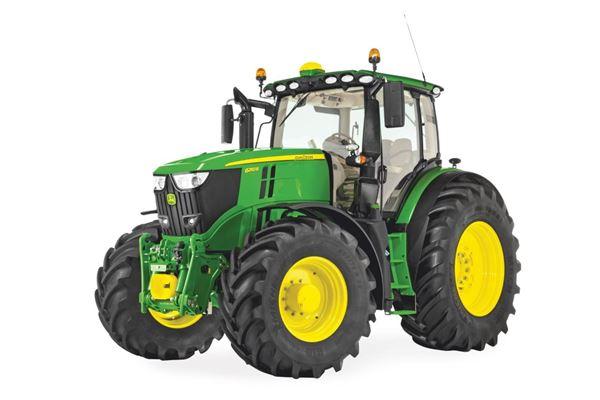 John Deere 6250R til salgs, i Videbæk, Danmark - brukte traktor - Mascus Norge