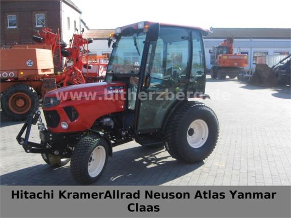 yanmar kommunaltraktor eb 3100 mit fh und fzw preis 21. Black Bedroom Furniture Sets. Home Design Ideas