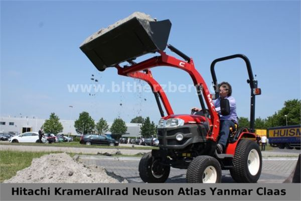 used yanmar traktor gk200 mit frontlader tractors year. Black Bedroom Furniture Sets. Home Design Ideas