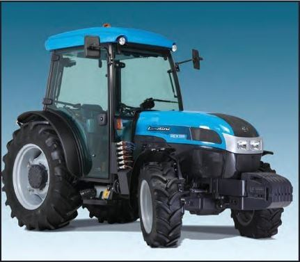 Landini traktor pris