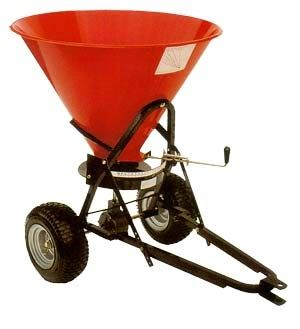 Used befco baby hop 100 sand and salt spreaders year 2016 price 969