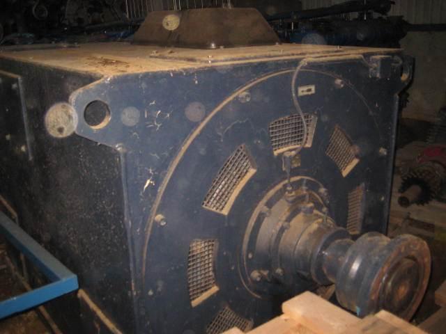 560 Kw Bbc Brown Boveri El Motor Til Salg Brugte 560 Kw
