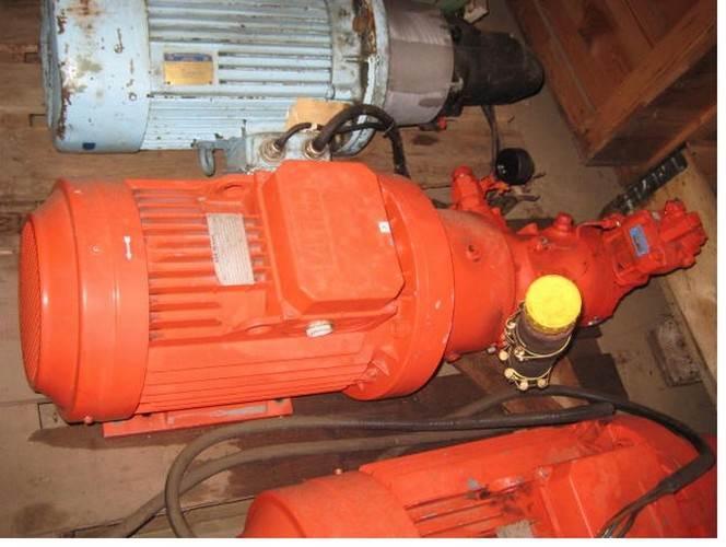 used powerpack abb 15 kw 1450 volvo ve3 diesel generators. Black Bedroom Furniture Sets. Home Design Ideas
