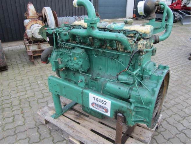 Used Volvo T60a Motor Engines For Sale Mascus Usa