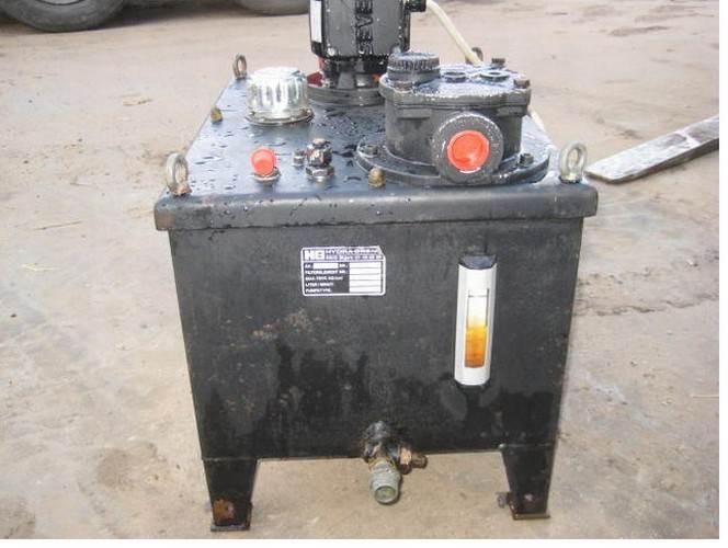 Powerpack Fab Hydra Grene Diesel Generators Used Powerpack Fab